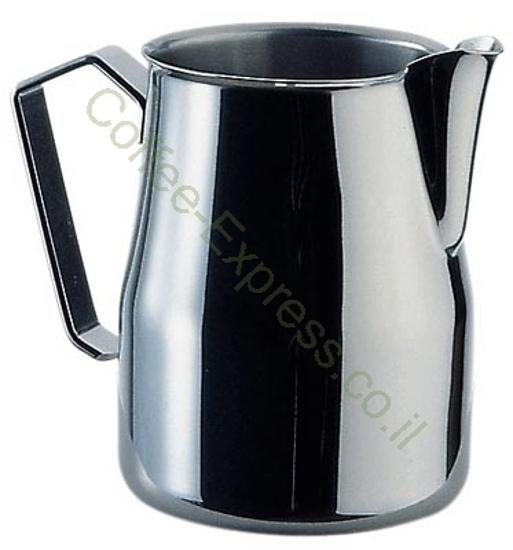 Picture of כד הקצפת חלב מקצועי נירוסטה - 0.35 ליטר